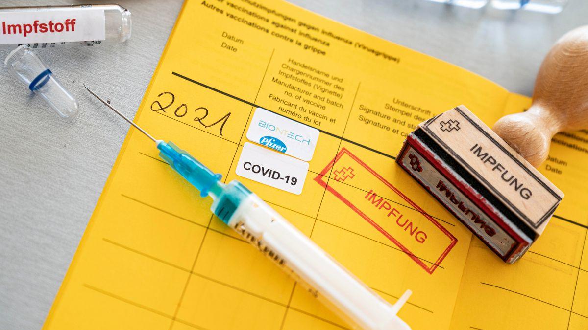 Impfung (Symbolbild).