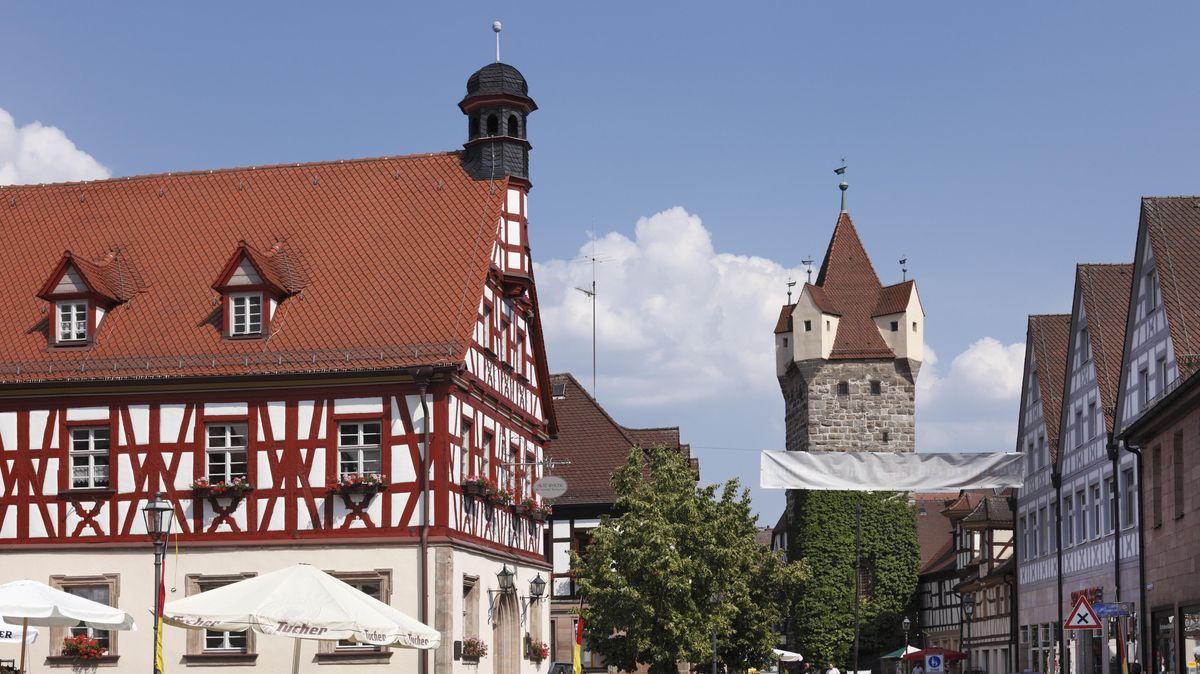 Stadtansicht von Herzogenaurach