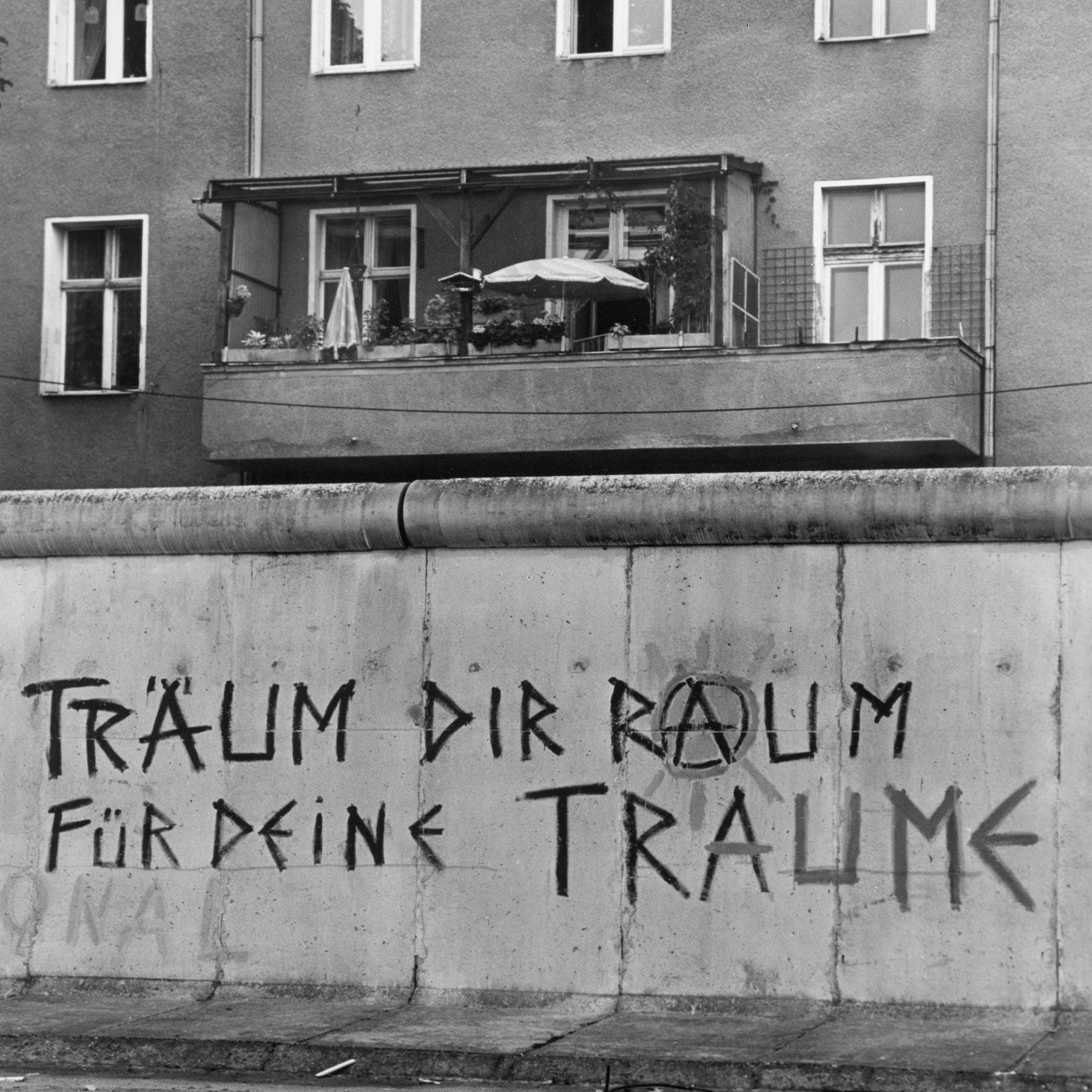 Das alte West-Berlin - Leben hinter der Mauer