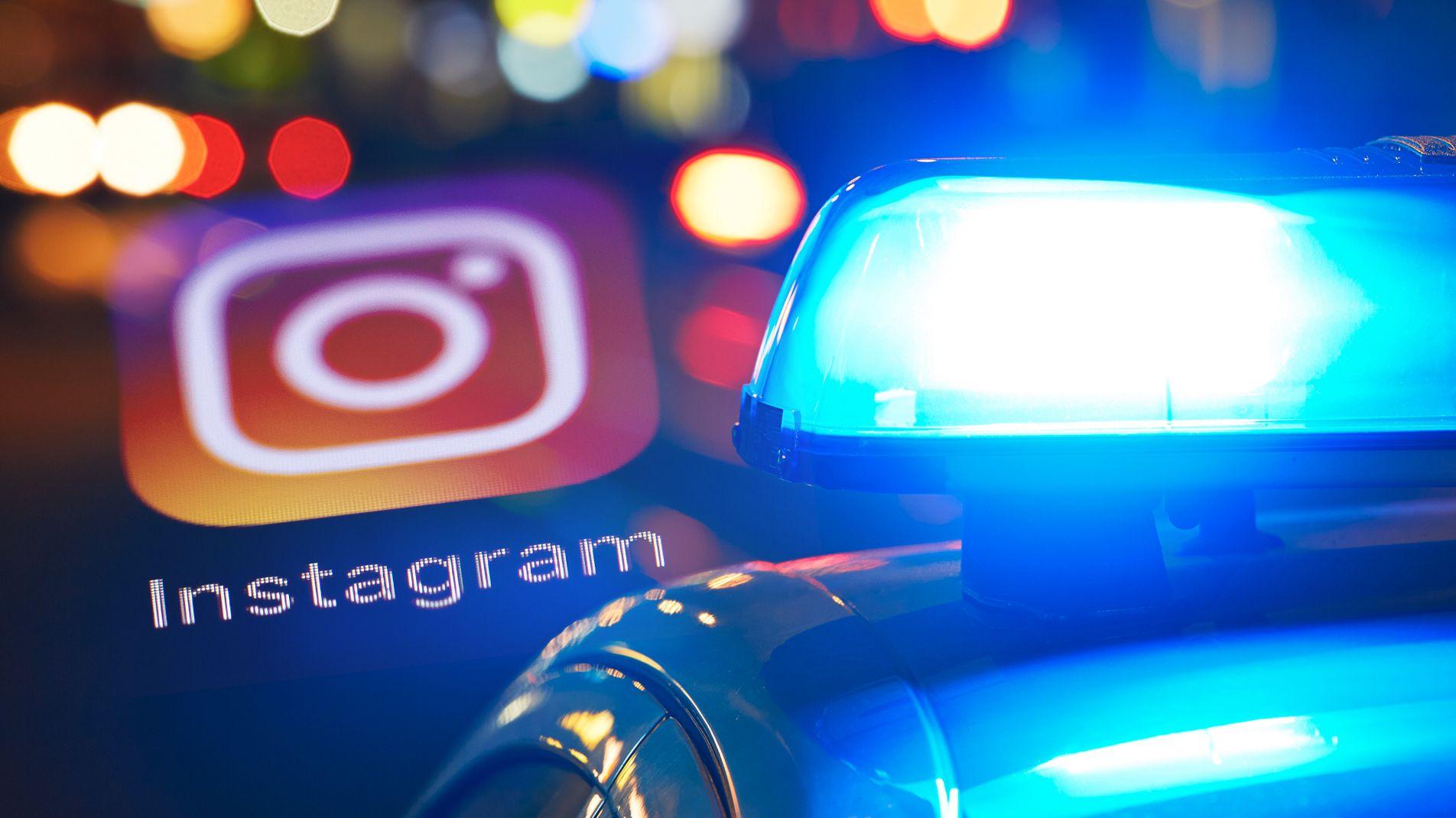 Die bayerische Polizei wird zukünftig nicht nur auf Twitter und Facebook, sondern auch auf Instagram unterwegs sein.