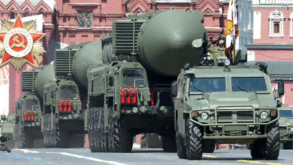 """Russland und die USA haben sich nach Kremlangaben über die Verlängerung des atomaren Abrüstungsvertrags New Start geeinigt. (zu dpa: """"Kreml: Putin und Biden einig über Abrüstungsvertrag"""")"""