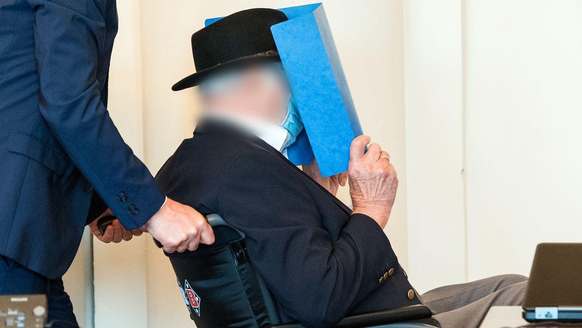 Landgericht Hamburg verurteilt ehemaligen SS-Wachmann zu Bewährungsstrafe
