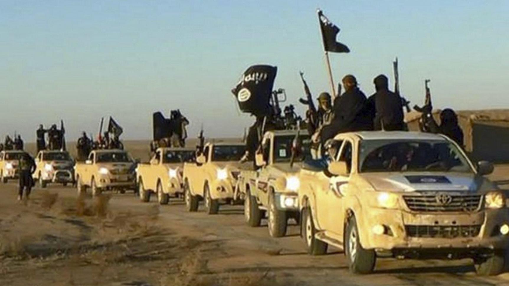 Symbolbild: Kämpfer des Islamischen Staates