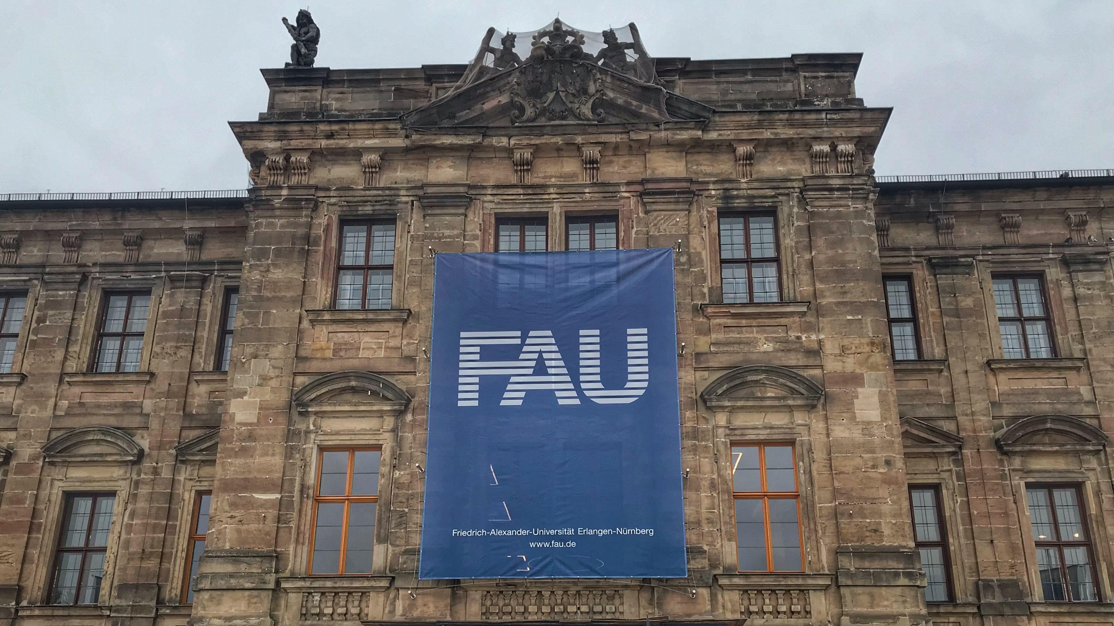 Friedrich-Alexander-Universität vor großen Herausforderungen