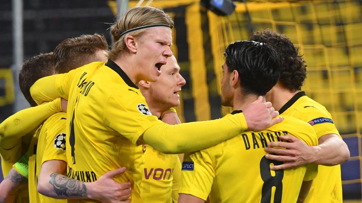 Doppeltorschütze Erling Haaland von Borussia Dortmund
