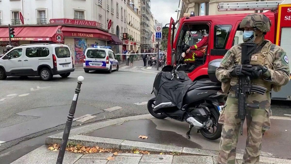 Paris: Zwei Festnahmen nach Terrorattacke