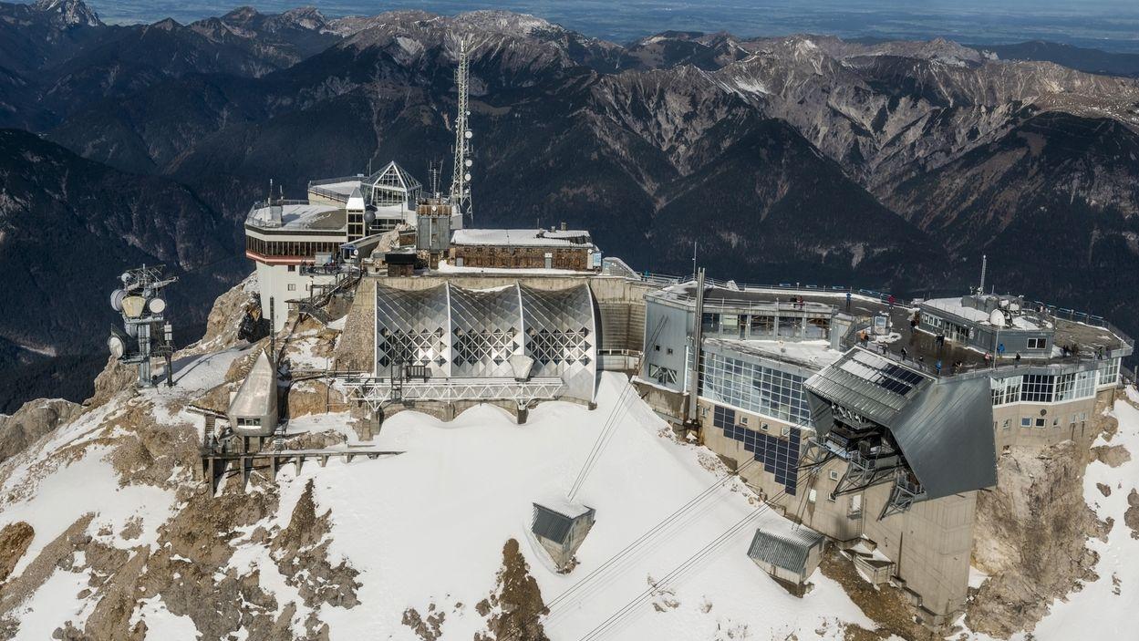 Symbolbild: Zugspitze