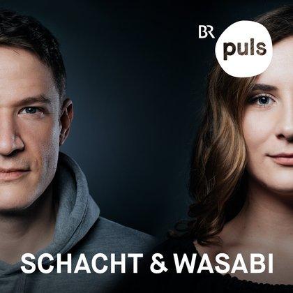 Podcast Cover Schacht & Wasabi – der Deutschrap-Podcast von PULS | © 2017 Bayerischer Rundfunk