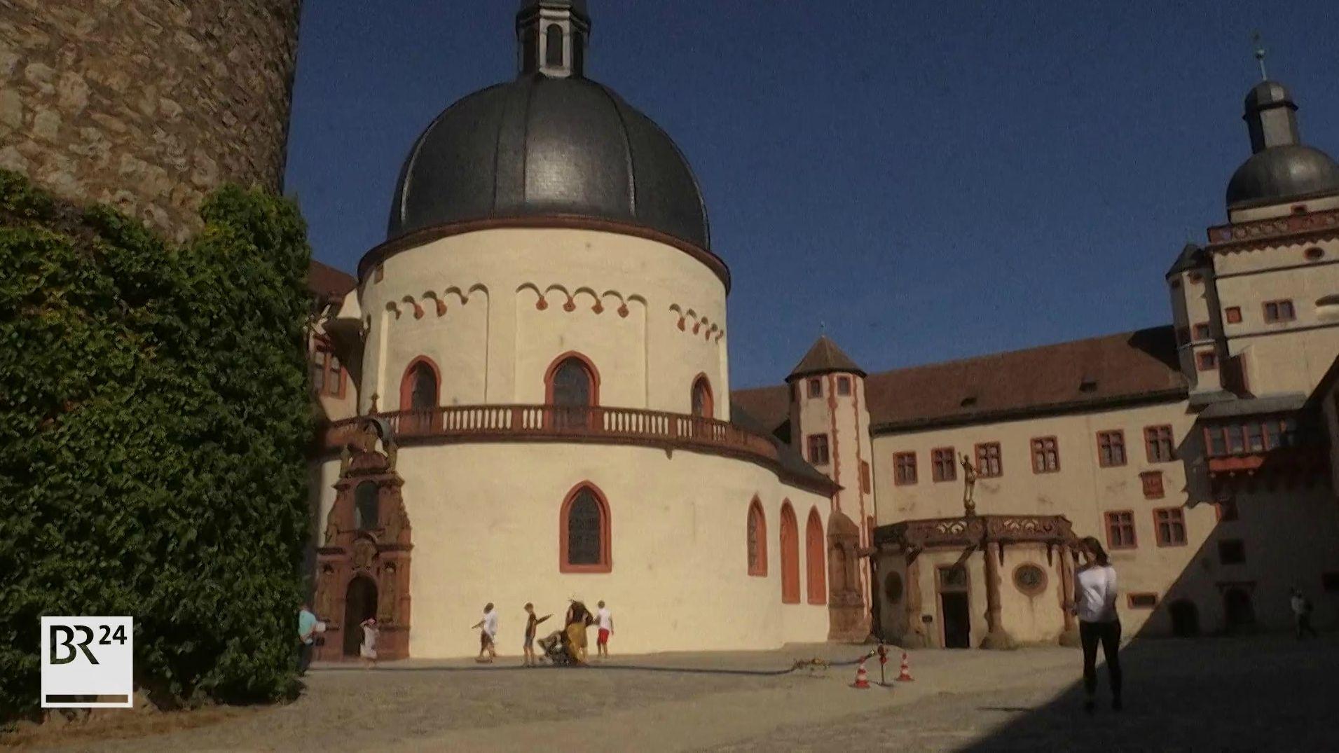 Marienkirche in der Festung Marienberg, Würzburg