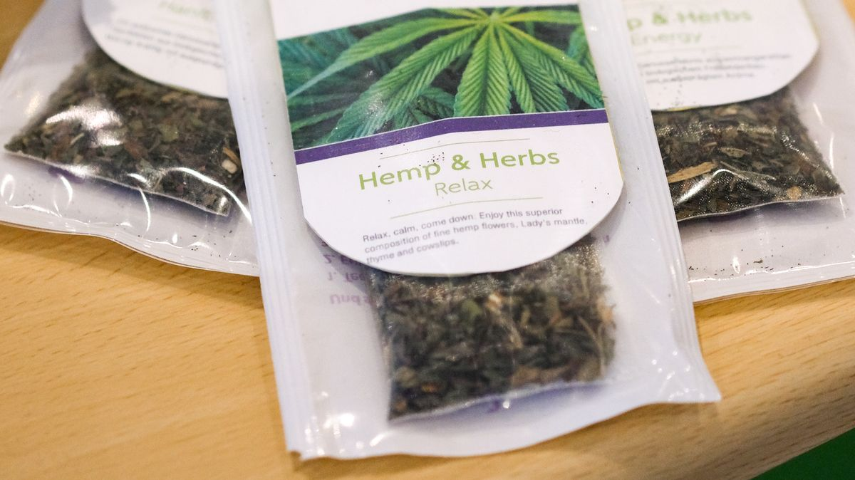 Cannabis-Tee (Symbolbild)