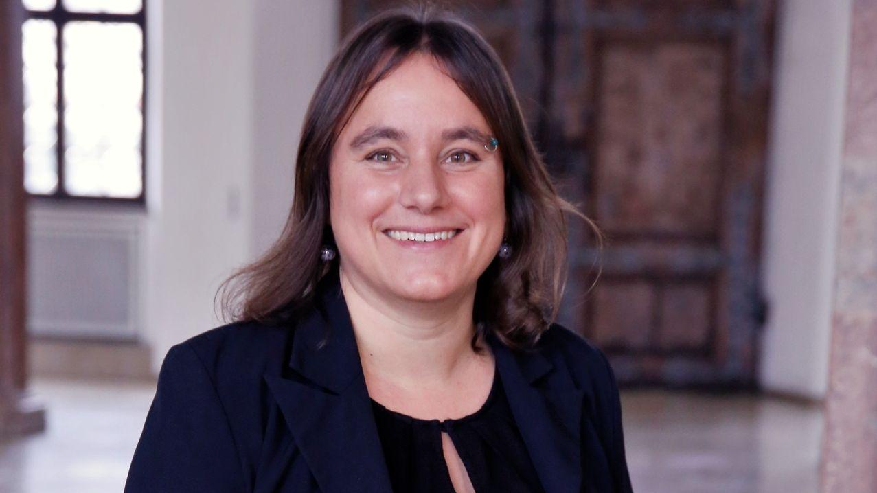Martina Wild, Grüne OB-Kandidatin für Augsburg