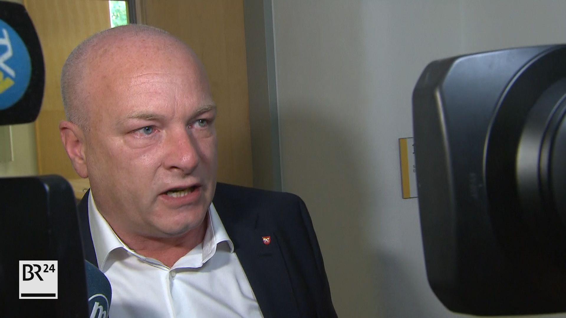 OB Joachim Wolbergs äußert sich zum Urteil