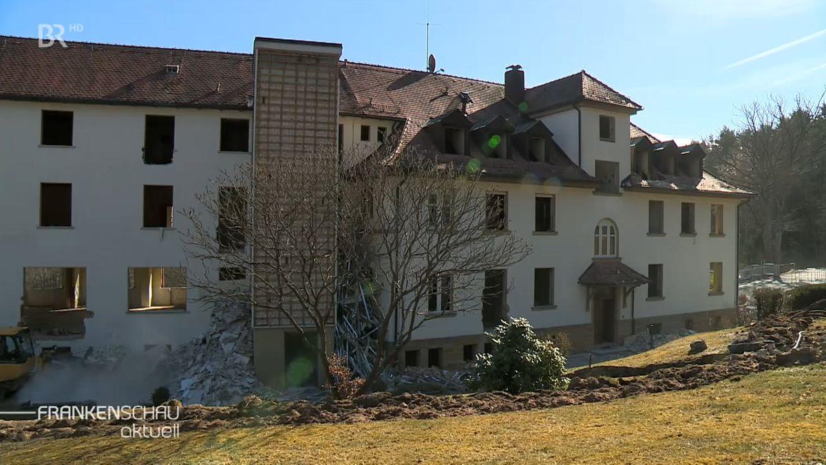 Das Haus Immanuel in Hutschdorf, eine Klinik für alkoholabhängige Frauen, baut ein neues Mutter-Kind-Wohnheim.