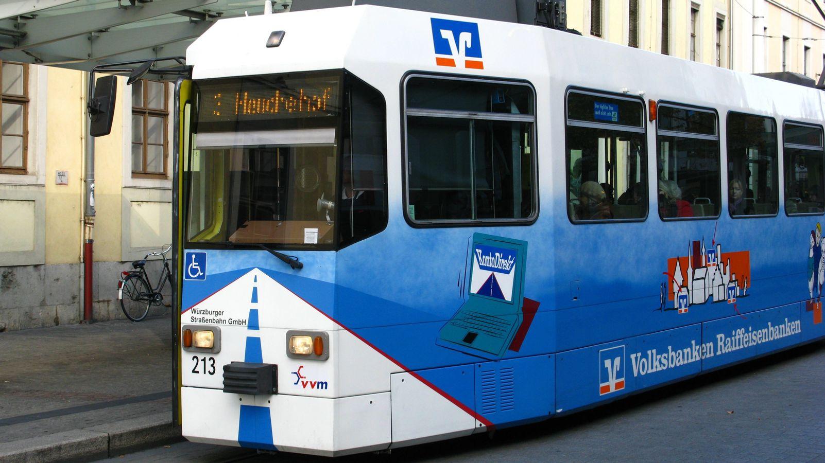 Beschwerden über volle Busse: Neuer Fahrplan in Würzburg