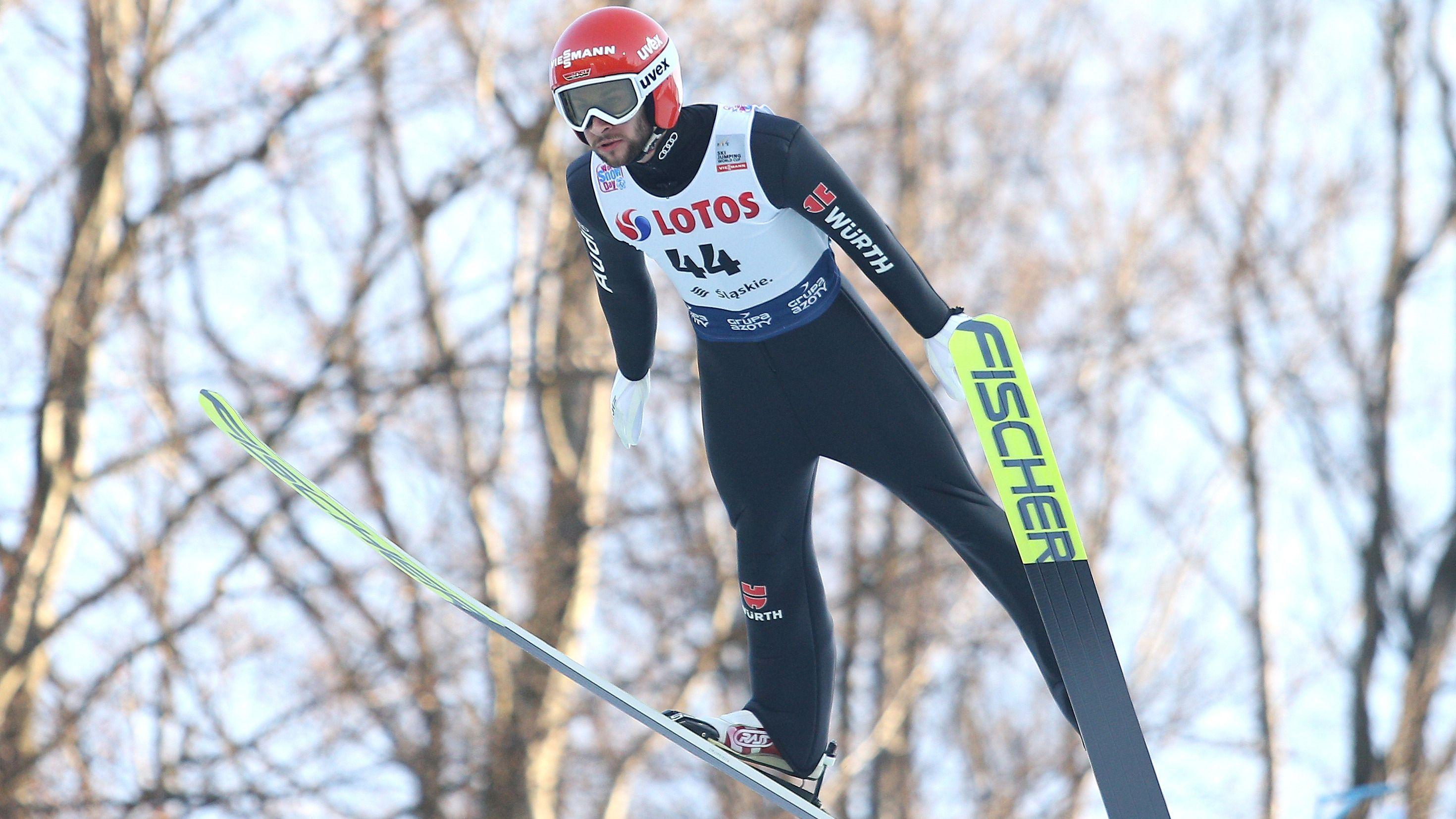 Erneute Enttäuschung für Skispringer Markus Eisenbichler