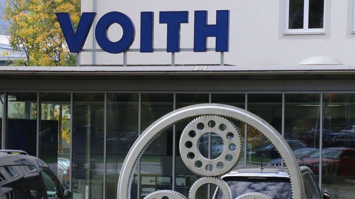 Gebäude: Voith in Sonthofen