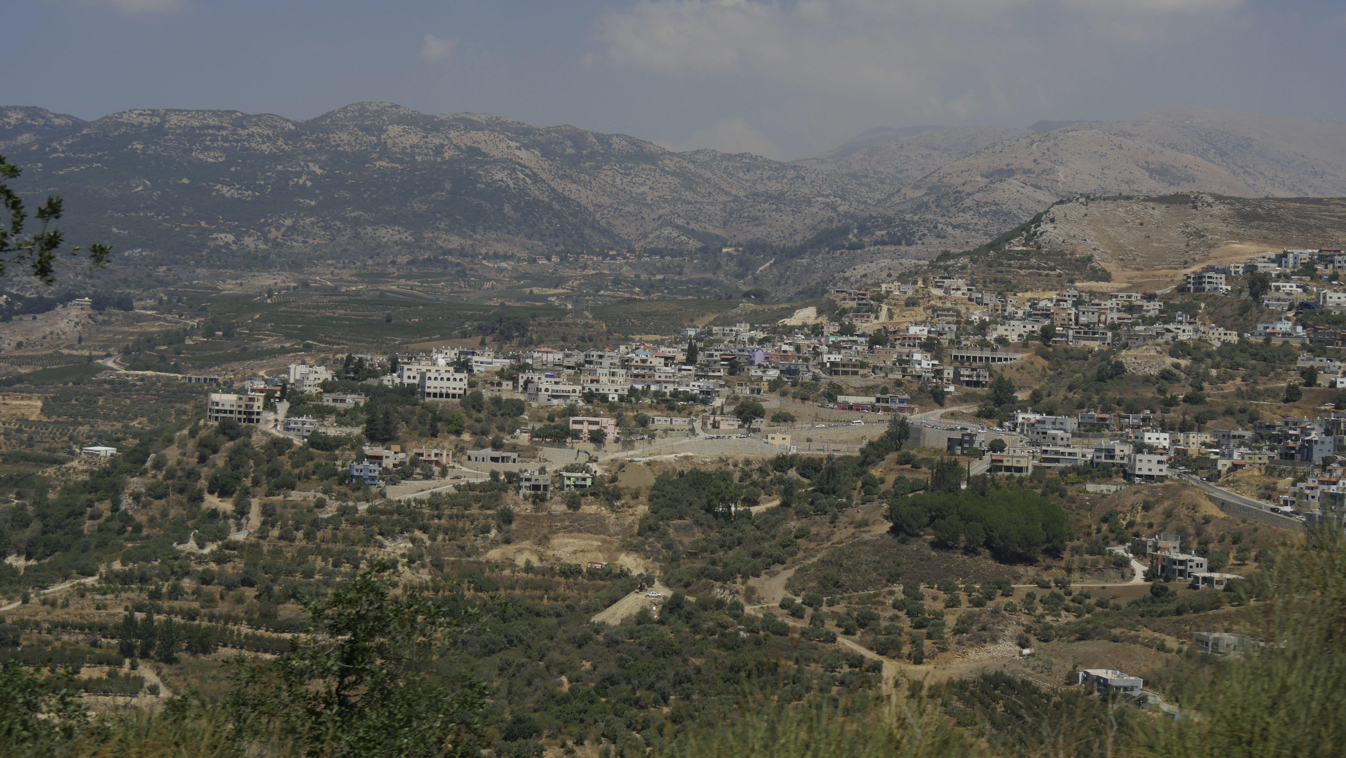 Golanhöhen (Symbolbild)