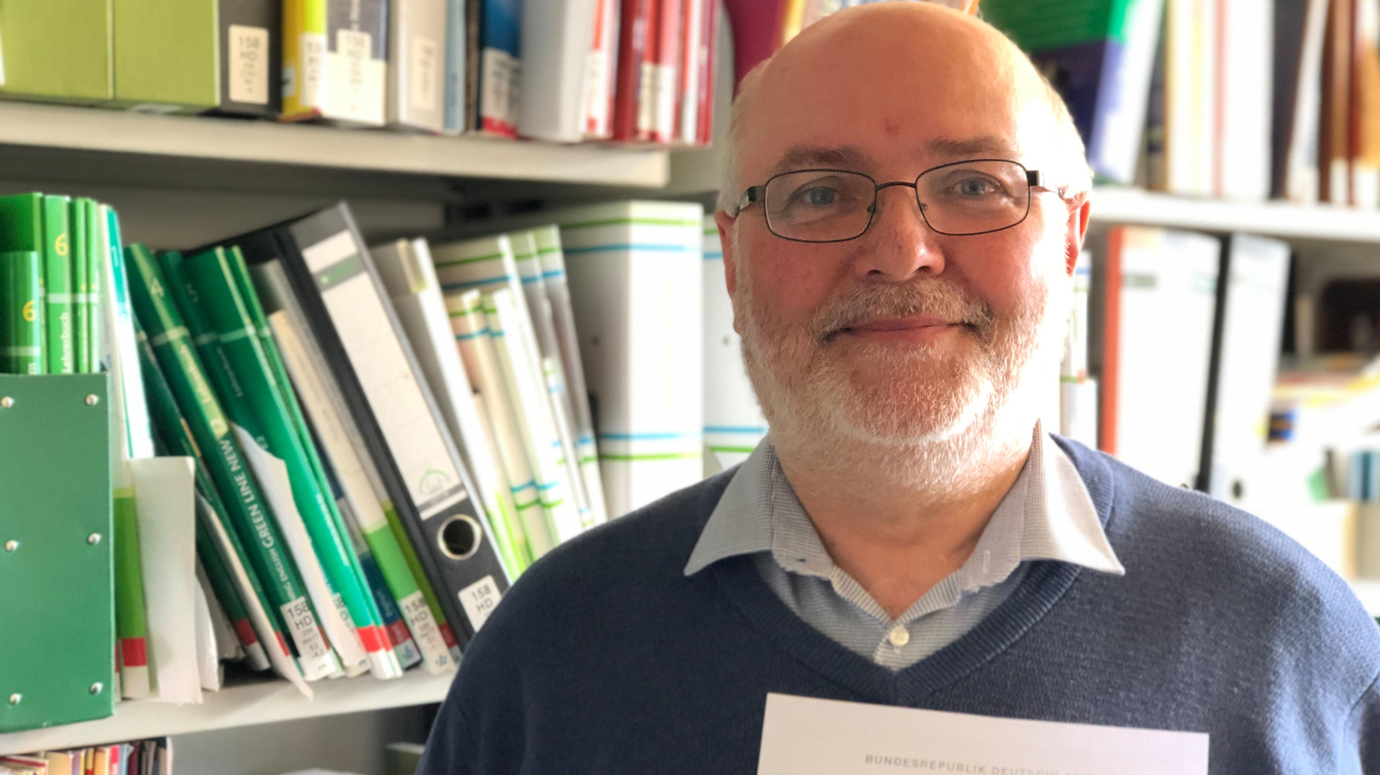 Christopher Daglish hat den deutschen Pass beantragt und sich einbürgern lassen.