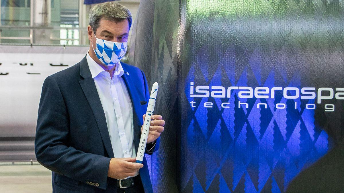Raketen-Start-up Isar Aerospace startet Produktion