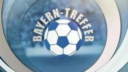 Der Bayern-Treffer   Bild:BR Sport