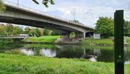 Die Adenauerbrücke zwischen Ulm und Neu-Ulm | Bild:Staatliches Bauamt Krumbach