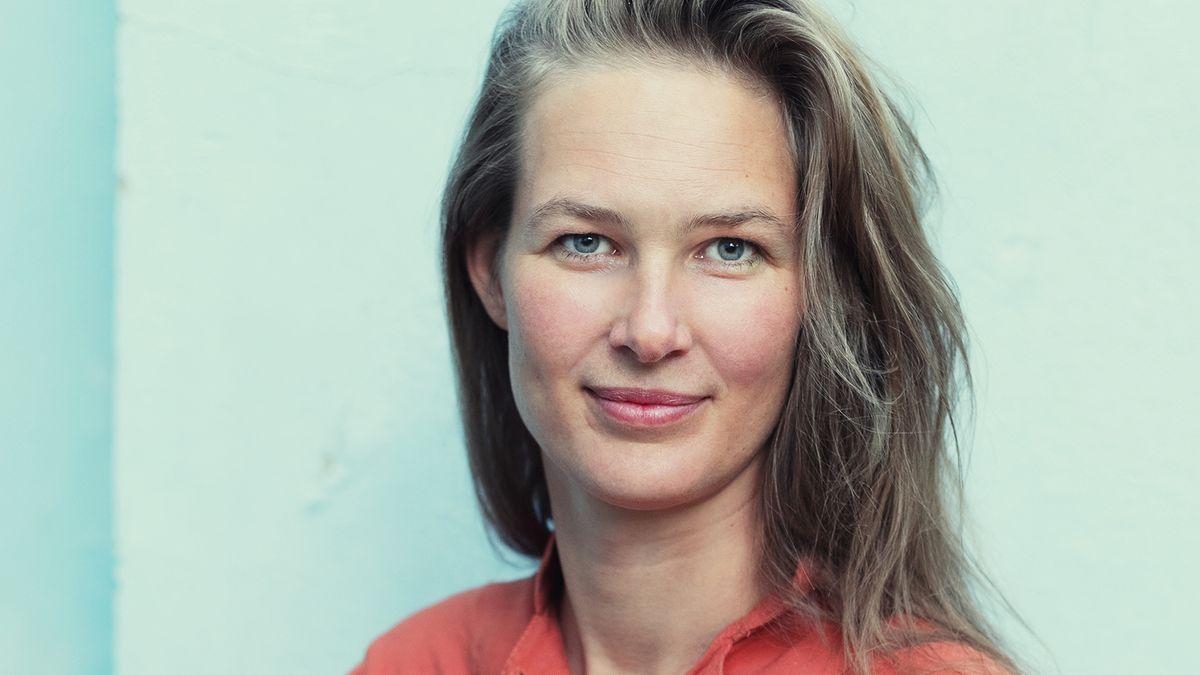 Porträt der 37-jährigen Filmemacherin Natalija Yefimkina