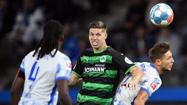 Spielszene Hertha BSC - SpVgg Greuther Fürth