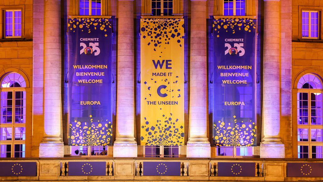 Offizielle Nominierung als Kulturhaupstadt