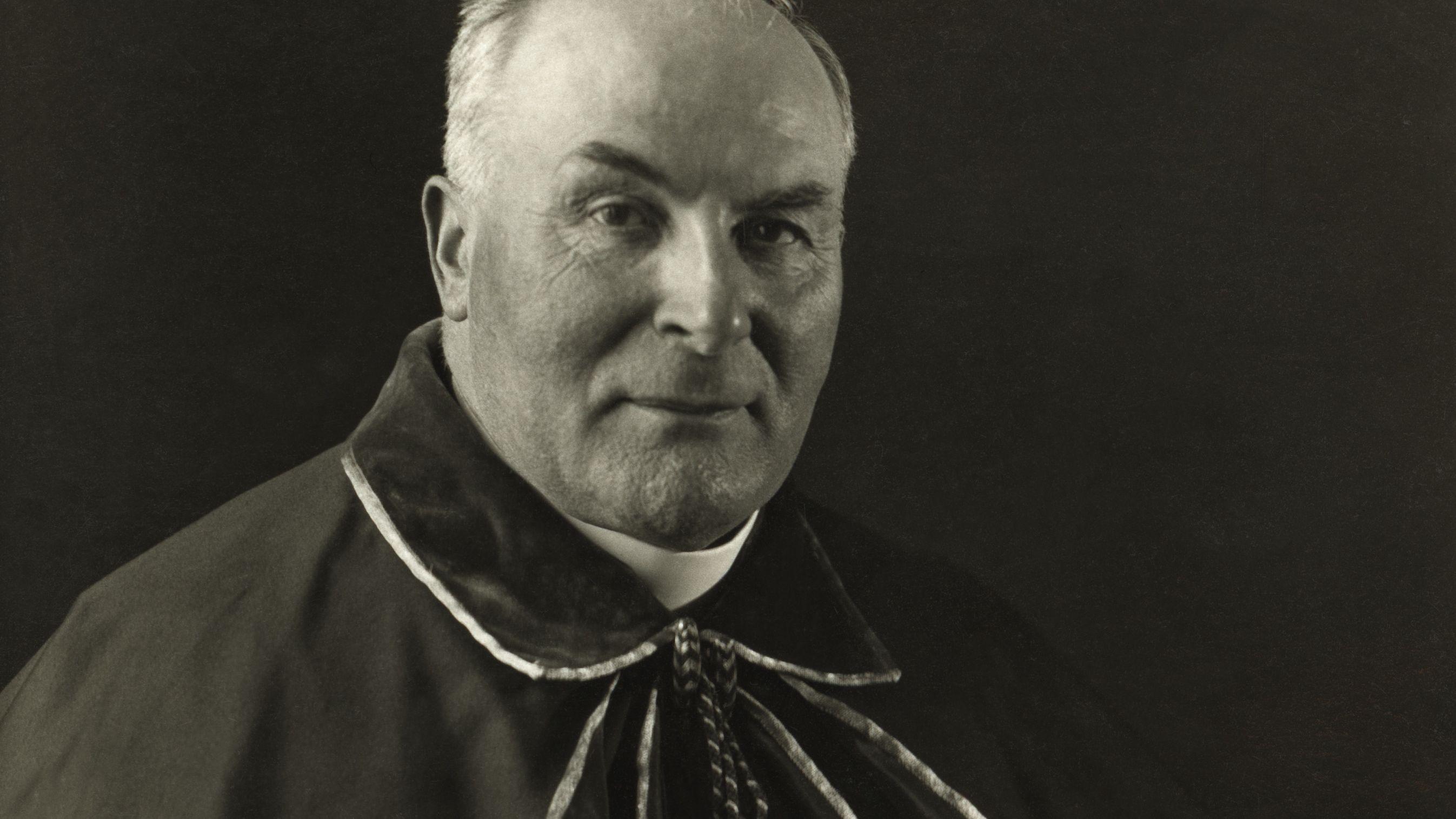 Münchner Erzbischof Michael von Faulhaber