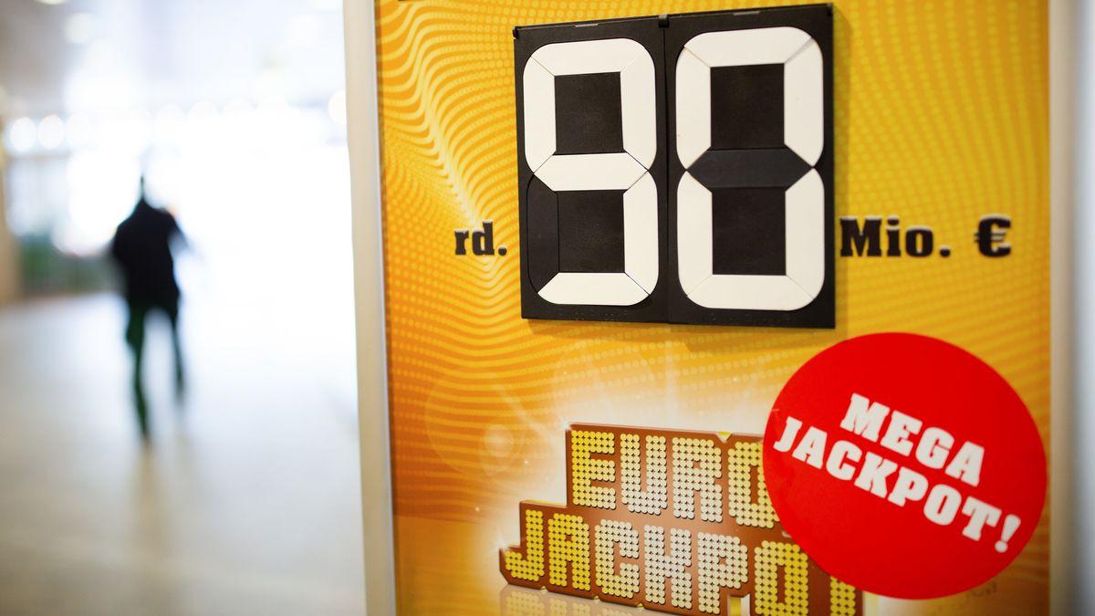 Bayern: Eurojackpot in Höhe von 90 Millionen Euro geknackt