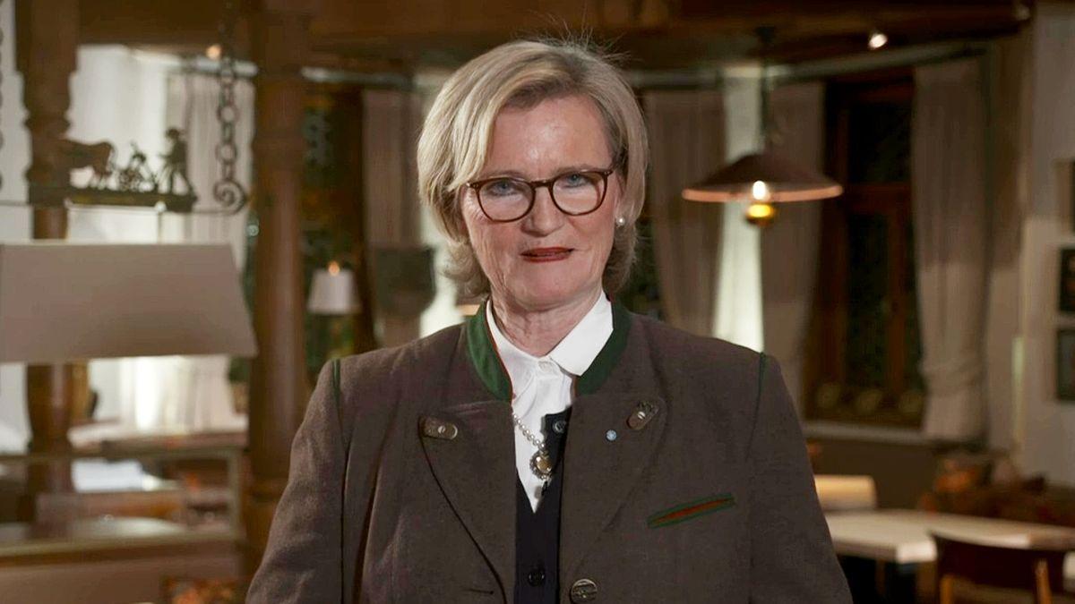 Angela Inselkammer, Präsidentin des Hotel- und Gaststättenverbands