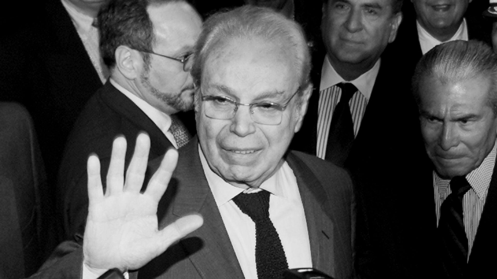 Javier Pérez de Cuéllar (im Jahr 2000)