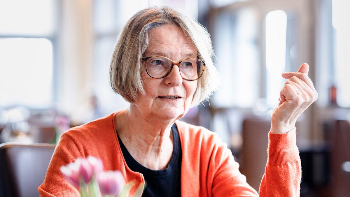 """""""Dunkelnacht"""" ist nicht ihr erster historischer Roman, aber der erste, in dem sich Kirsten Boie mit dem Nationalsozialismus auseinandersetzt."""
