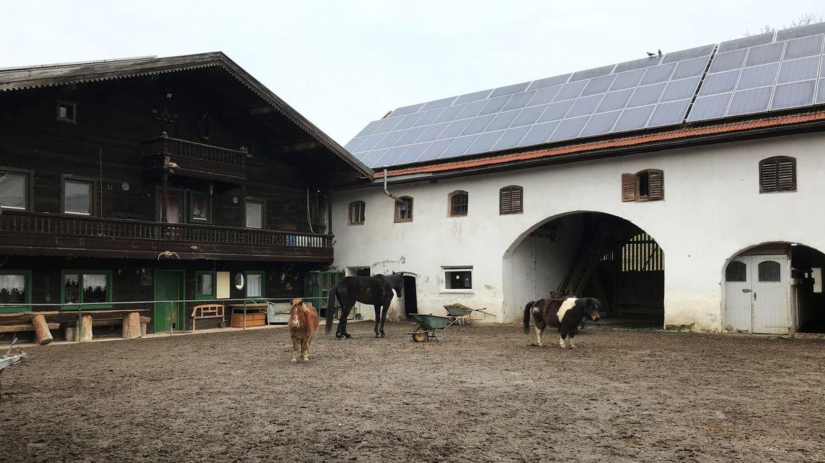 Der Gnadenhof in Haarbach