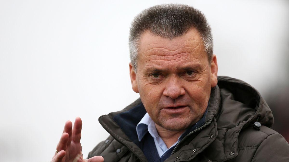 SpVgg Unterhaching-Präsident Manfred Schwabl