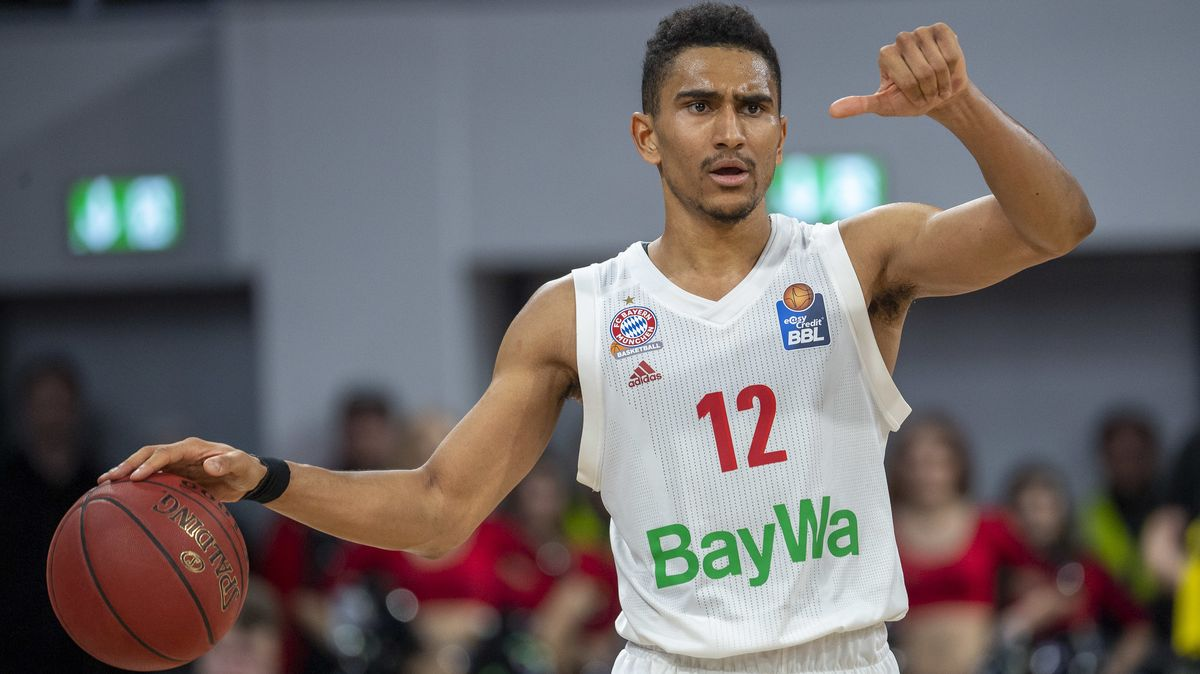 Maodo Lo vom FC Bayern Basketball