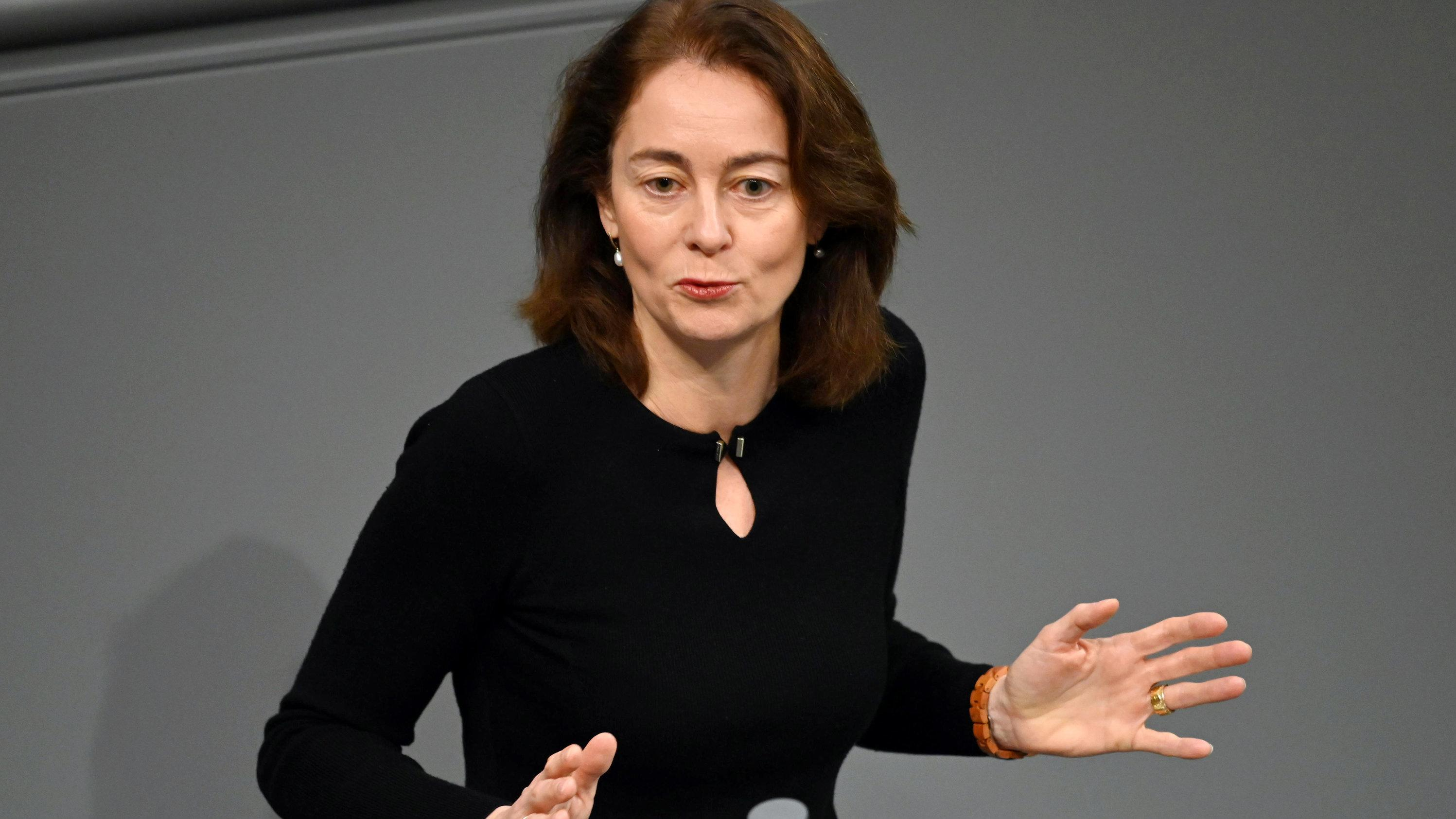 Katarina Barley (SPD), Bundesjustizministerin.