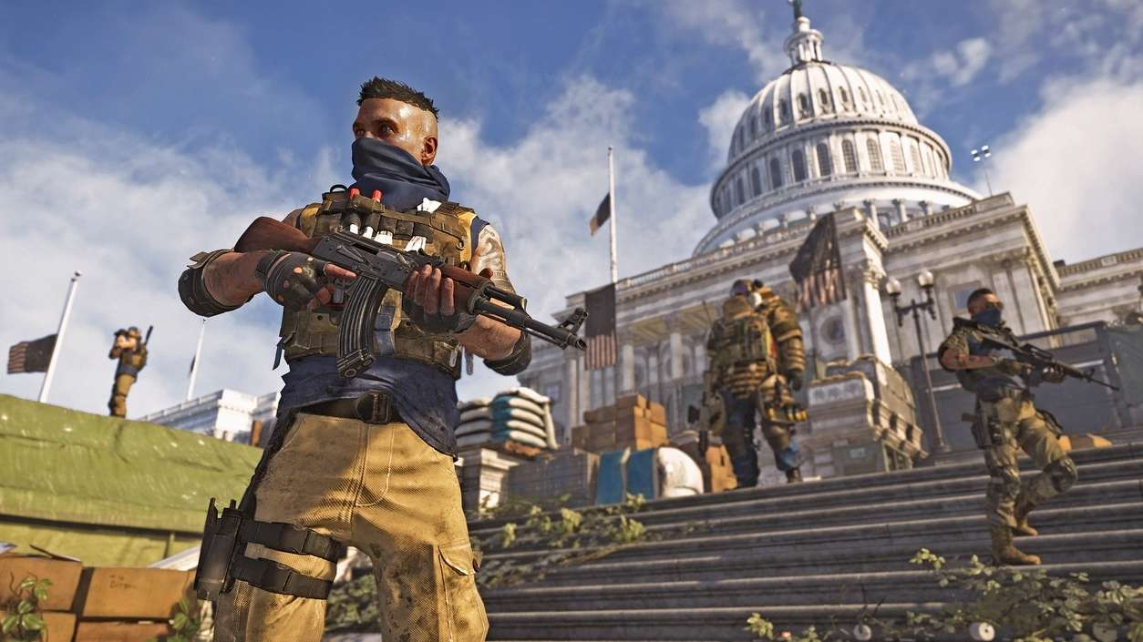 """Screeshot """"Tom Clancy's The Division 2"""""""