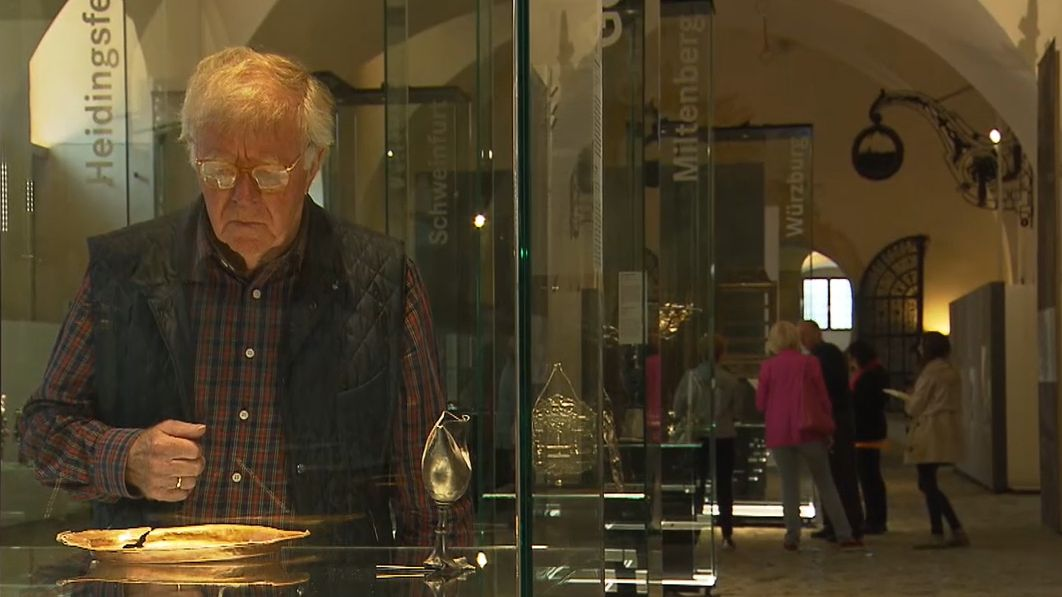 Museum für Franken präsentiert jüdische Schätze