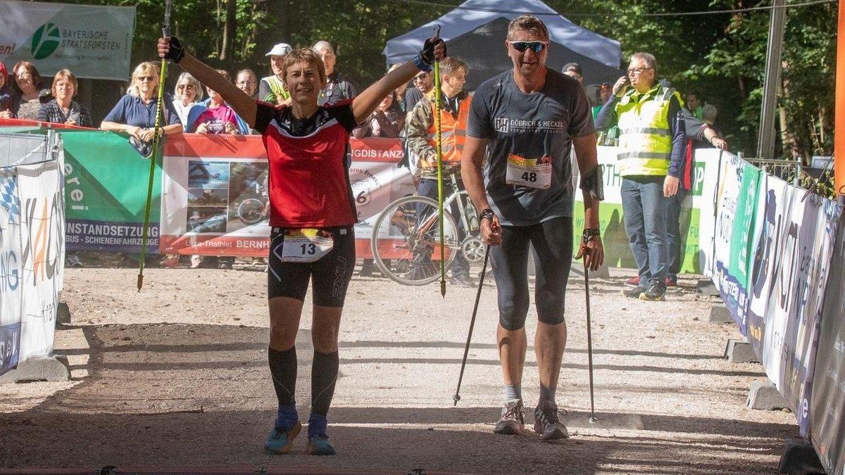 Nordic Walking Meisterschaften in Nürnberg