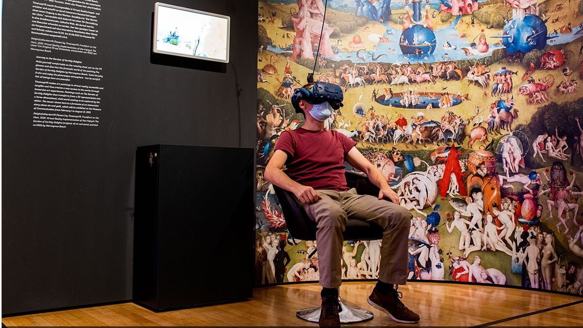 Virtual Reality im Museum