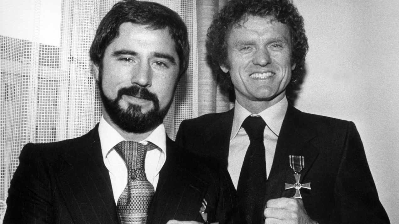 Gerd Müller und Sepp Maier