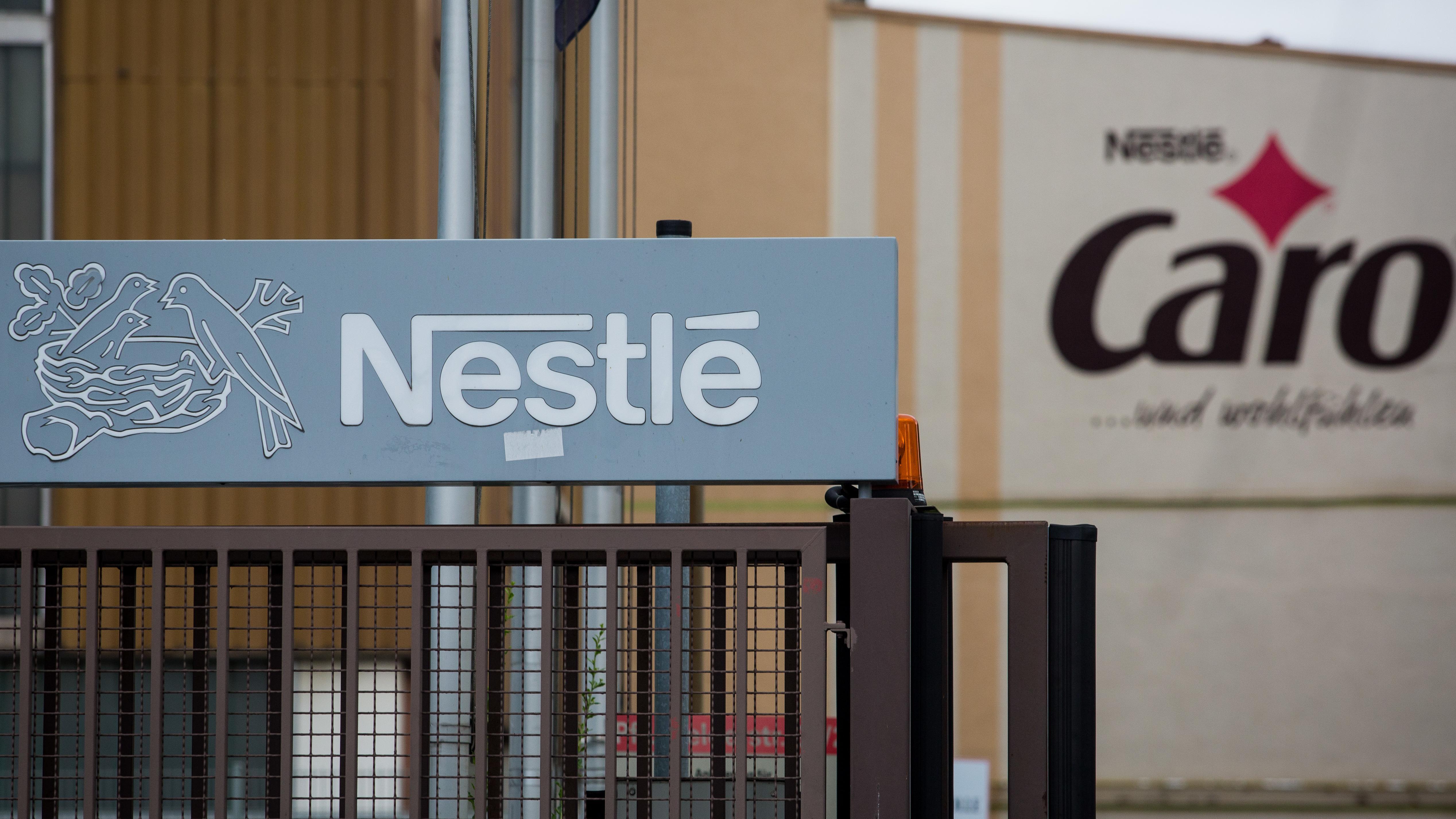 Werk von Nestlé