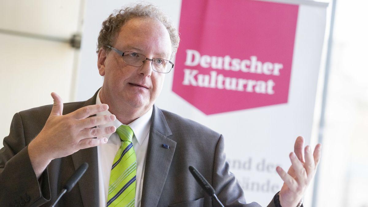 Geschäftsführer des Deutschen Kulturrats
