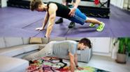 Gut zu wissen-Moderator Philip Häusser testet Fitness-Apps | Bild:Bildcopyright