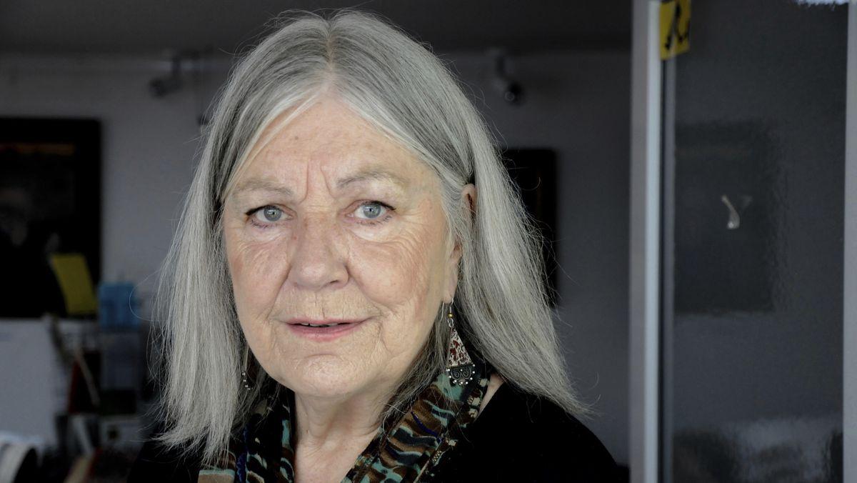 Mit wachem Blick nach vorn geschaut: Helga Schubert