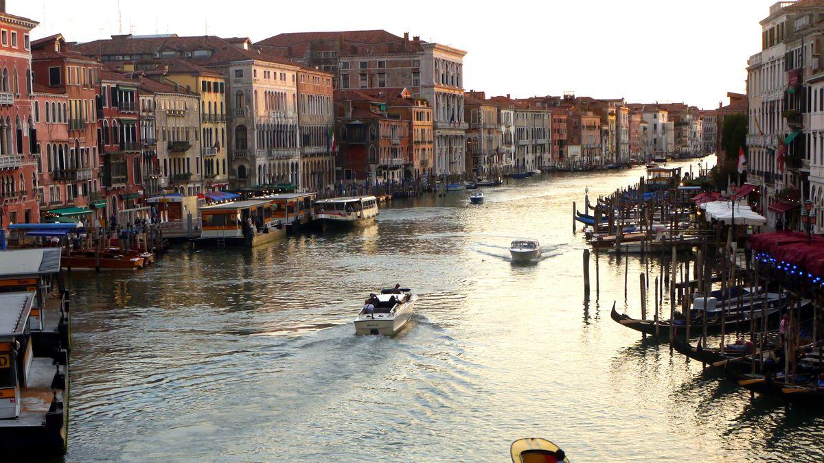 Venedig im September 2020