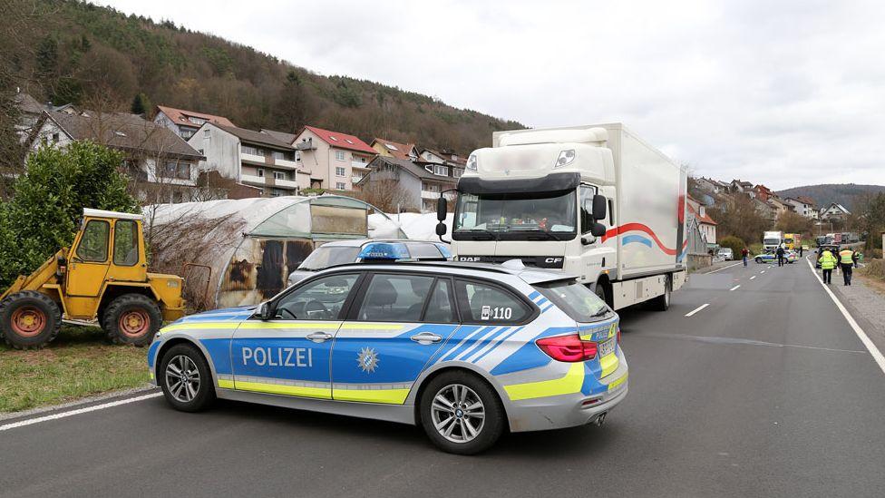 Verkehrsunfall in Schneeberg