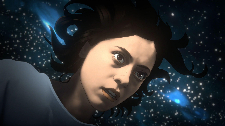 "Rosa Salazar als Alma in der Amazon-Serie ""Undone"""