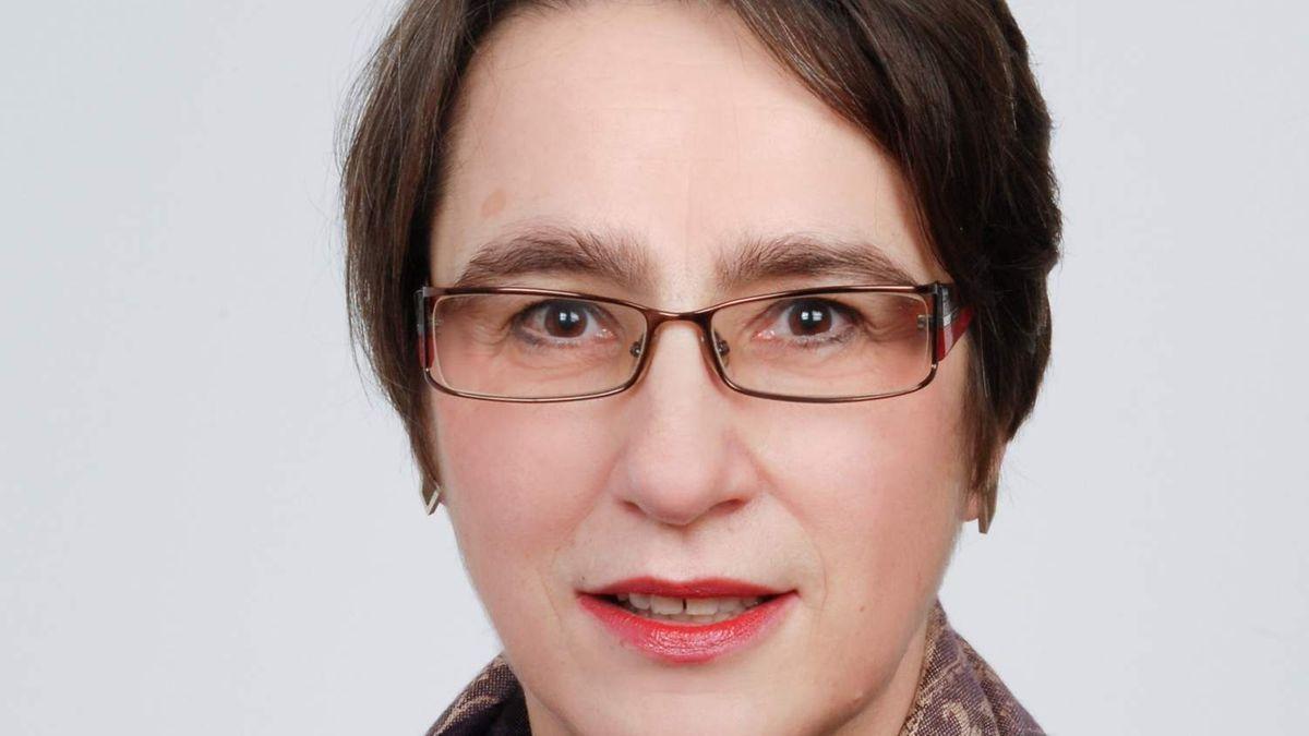 """Sigrid Grabmeier, Mitglied des Bundesteams der Kirchen-Volksbewegung """"Wir sind Kirche"""""""